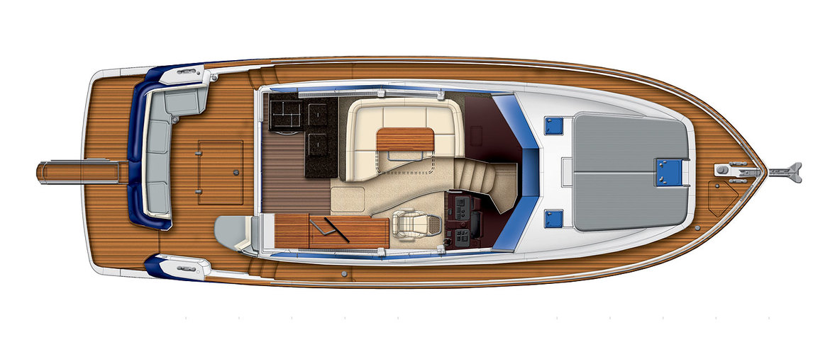 Main Deck Magellano 43HT