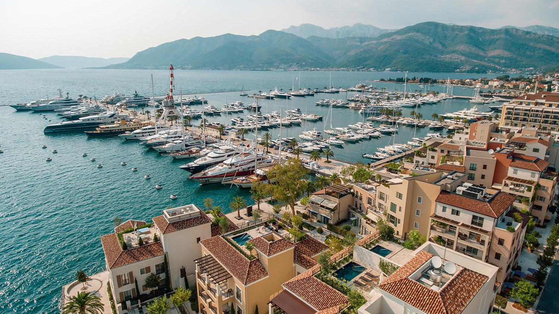 Porto Montenegro Karte.Vertretung In Montenegro Verkauf Von Yachten Offizieller