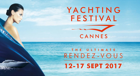 Cannes Yachting Festival 2017 - 12-17 SEPTEMBER